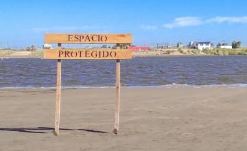 Continuamos con la cartelería en las playas
