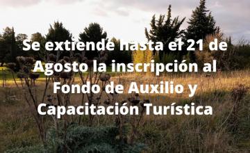 FONDO DE AUXILIO Y CAPACITACIÓN TURÍSTICA
