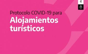 Protocolo COVID-19 para Alojamientos turísticos