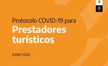 Protocolo COVID-19 para Prestadores turísticos